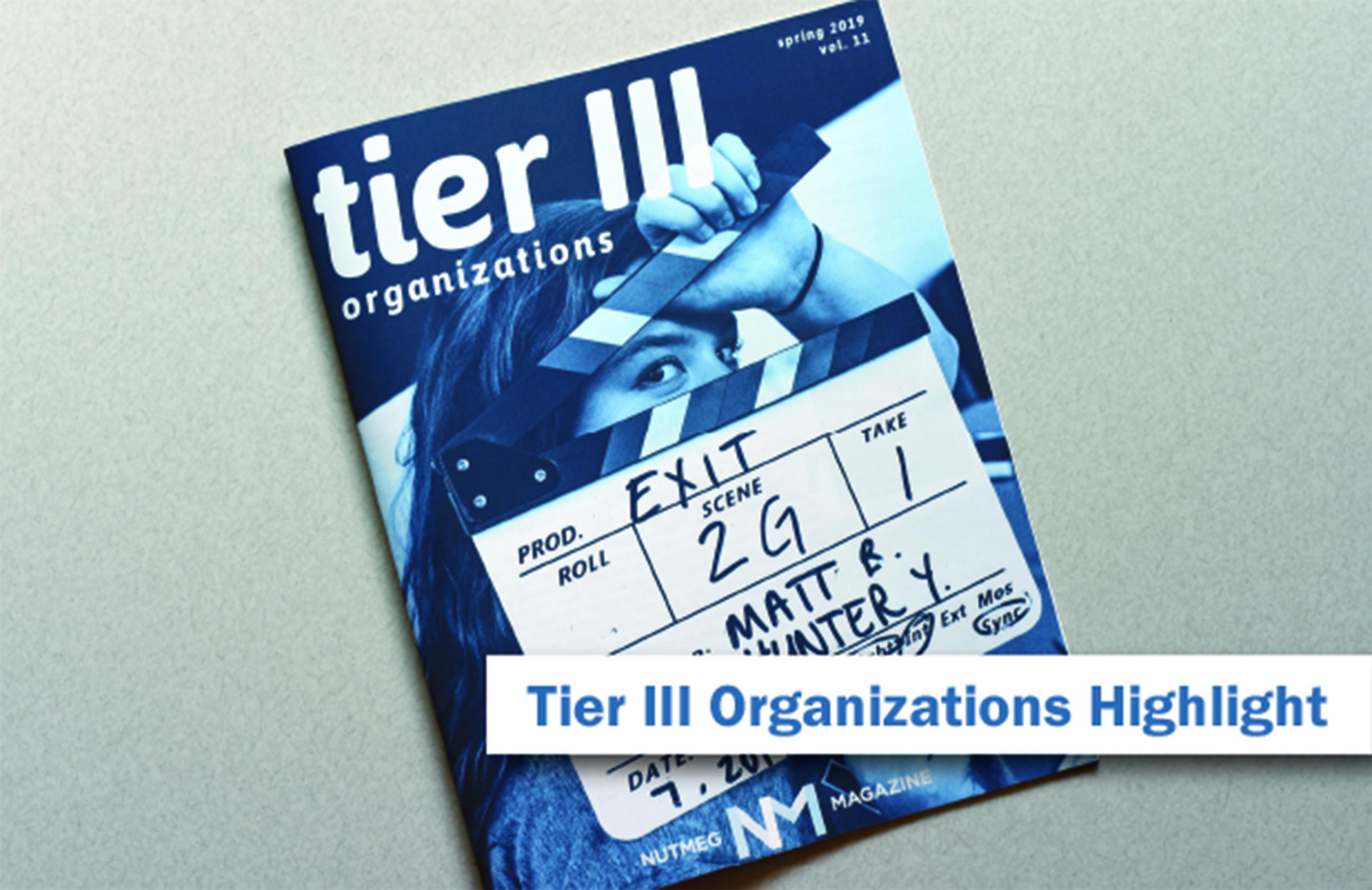 tier III org mag TSOS web link