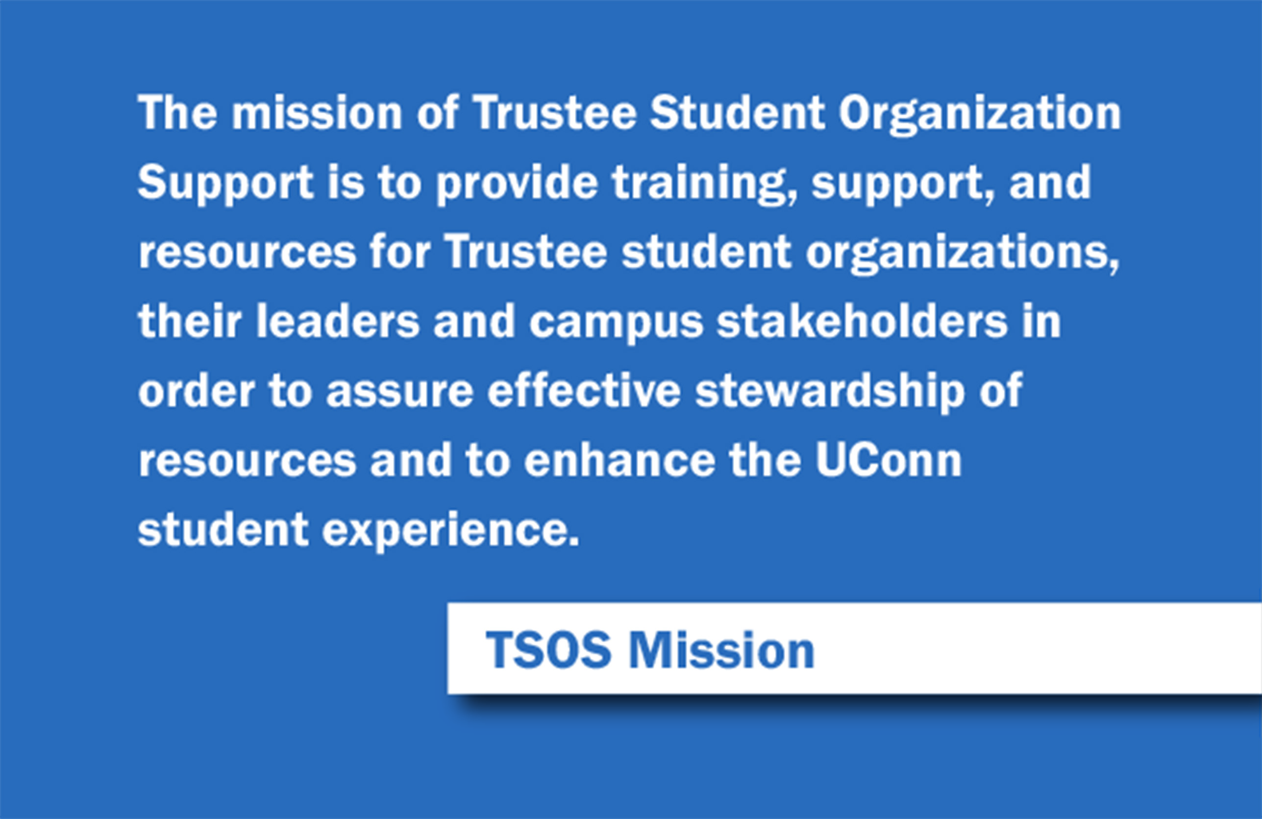 tsos mission website image